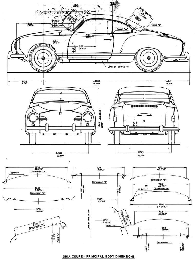 1962 Vw Karmann Ghia Wiring Diagram Electrical Diagrams Harness Triumph Tr6